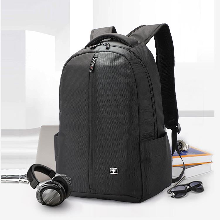 双肩包厂家 商务背包logo定做 礼品包定制 恩典科技